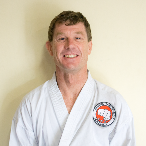 martial arts instructor patrick
